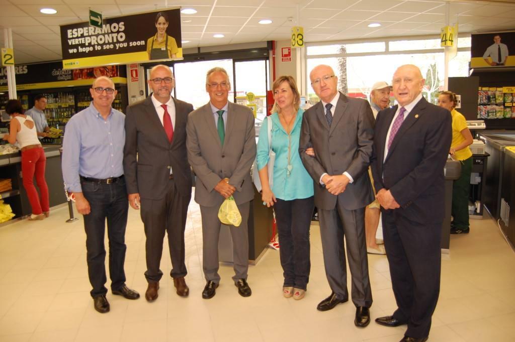 Fallece José Bernabeu Pic,  fundador de supermercados Hiperber