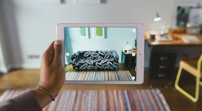 Ikea avanza en experiencia de cliente. Lanza Ikea Place, app con Realidad Aumentada