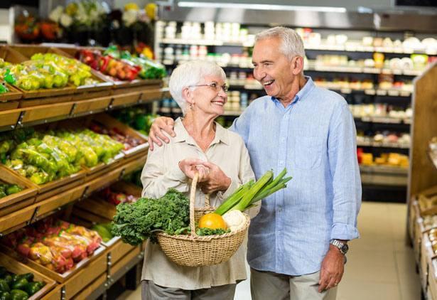Los mayores de 65 años, promueven el cambio de los supermercados