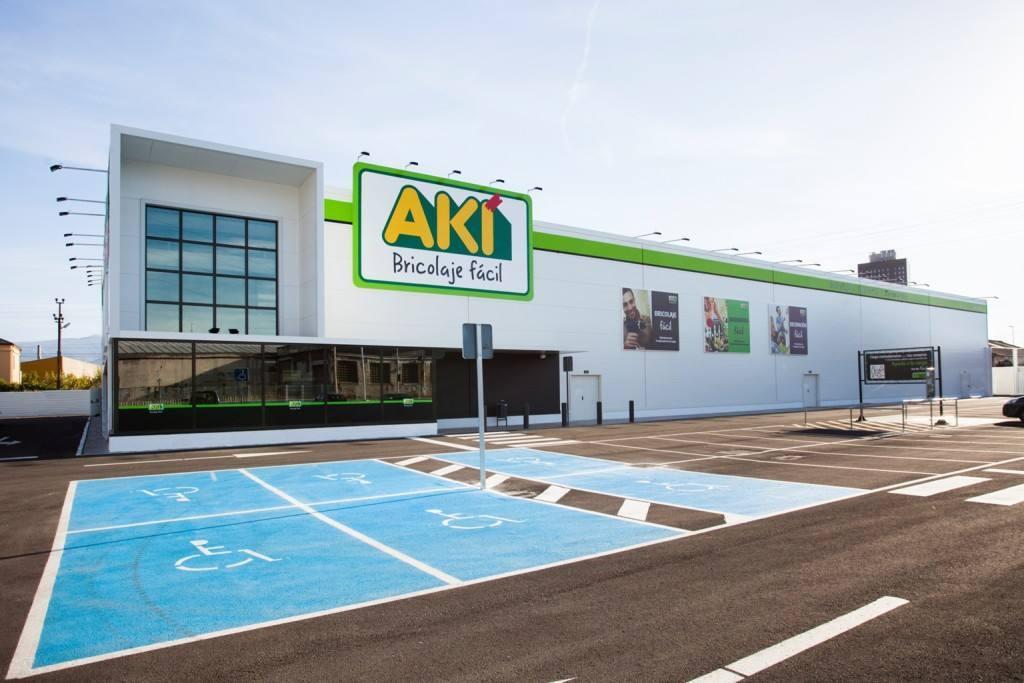 AKI Bricolaje crea 36 empleos en su nueva tienda en Ponferrada