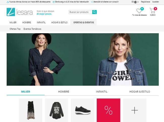 """Lesara y su modelo """"Agile Retail"""""""