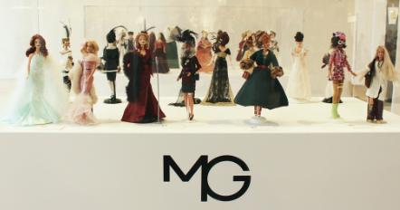 """""""Barbie y la Historia de la Moda"""", exposición en Moraleja Green"""