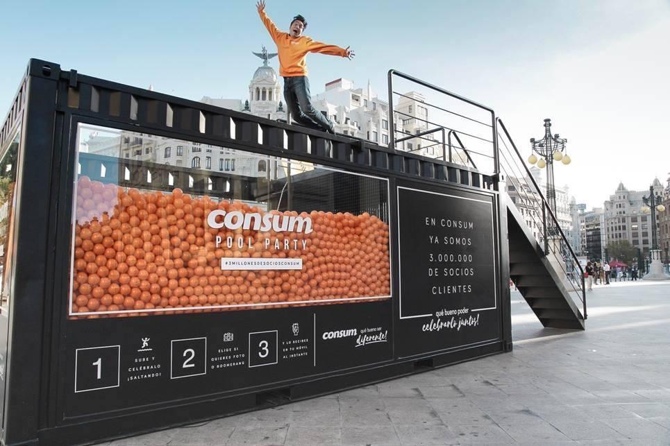 Consum, celebra sus tres millones de socios-clientes