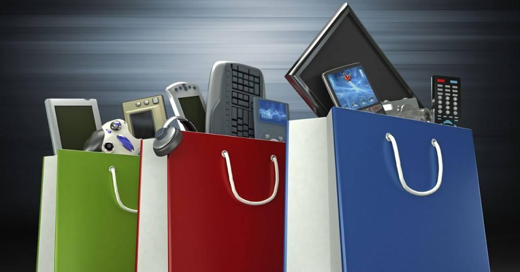 electronica de consumo