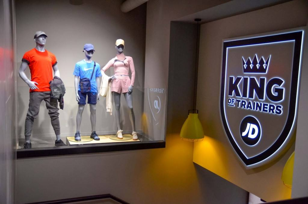51ce410c24861 JD Sports abre su primera tienda céntrica en Madrid
