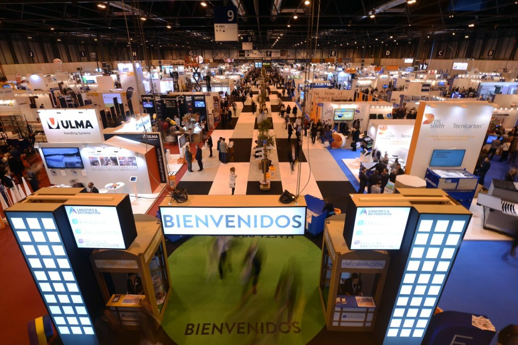 Llega Logistics, Empack y Packaging Innovations, con nuevo récord