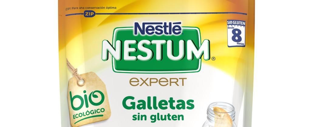 1Nestum Galletas sin gluten