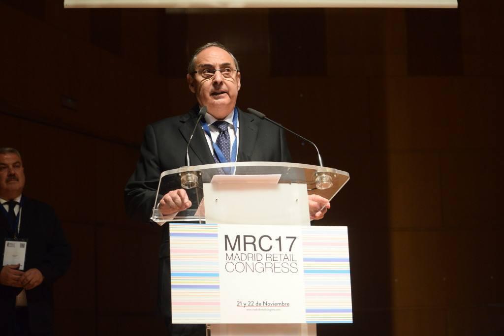 Manuel García Izquierdo, presidente de CEC