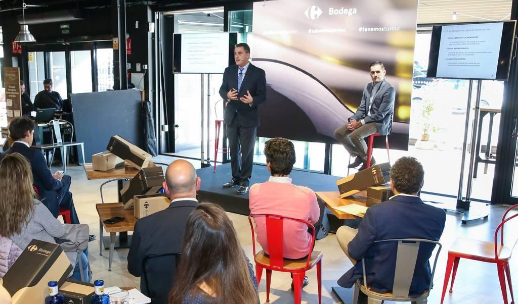 Presentación Bodega Online Carrefour 3