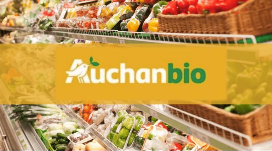 Auchan Bio abre en Francia, como laboratorio de tendencias
