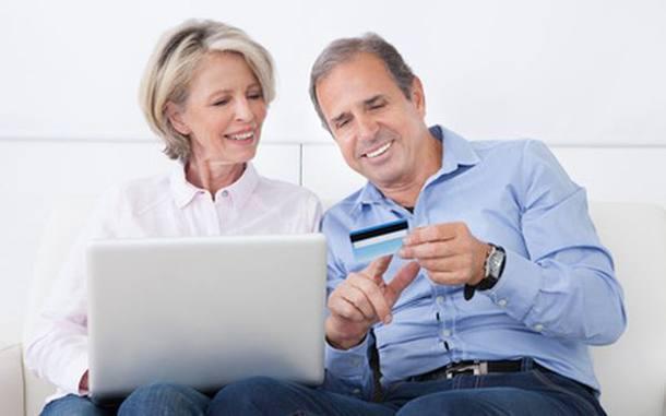 Los mayores de 55 años se suman al ecommerce
