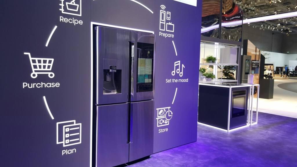 La demanda de electrodomésticos inteligentes se dispara