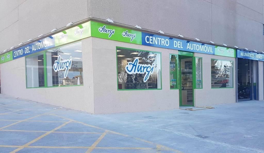 Aurgi abre en Islazul, su establecimiento número 28 en Madrid