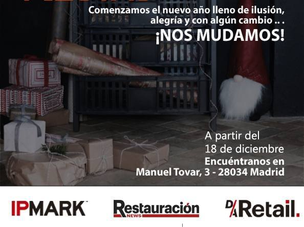 EN D/A RETAIL- OMNICHANNEL BY D/A RETAIL,  ¡NOS MUDAMOS!