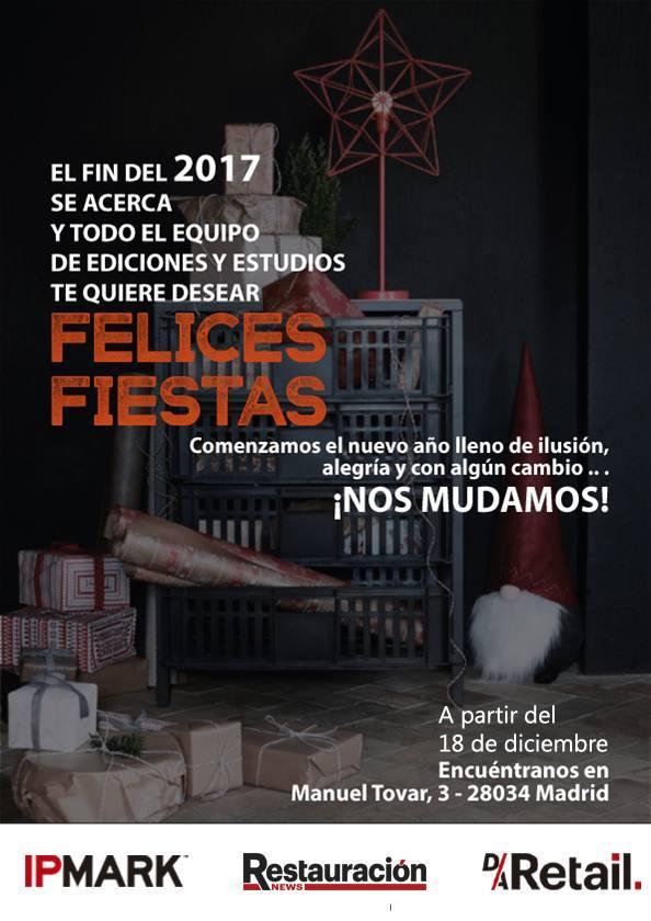 DESDE D/A RETAIL- OMNICHANNEL BY D/A RETAIL, ¡FELIZ 2018!