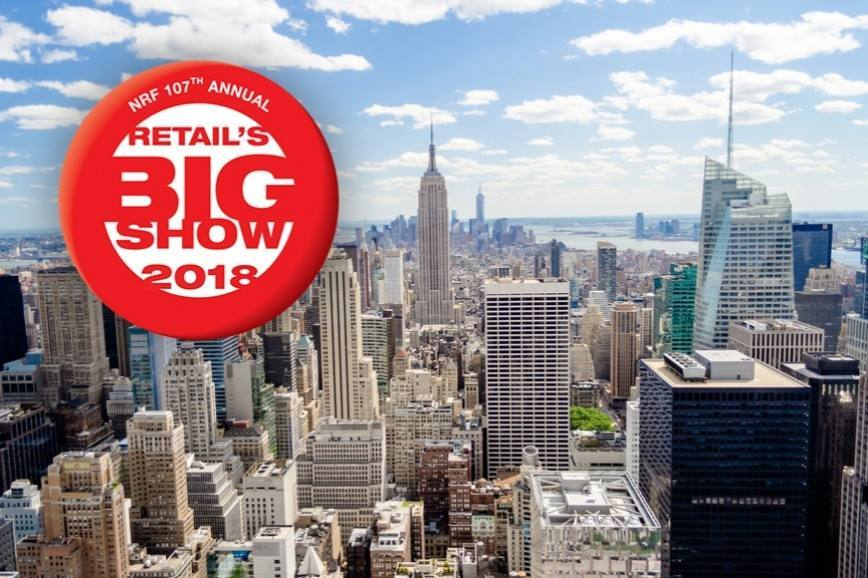 "#NRF18. EL AÑO RETAIL EMPIEZA CON ""BIG NAMES,  BIG IDEAS, BIG SHOW"""