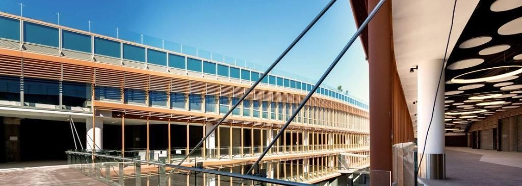 Recta final para el centro comercial Torre Sevilla,  previsto para 2018