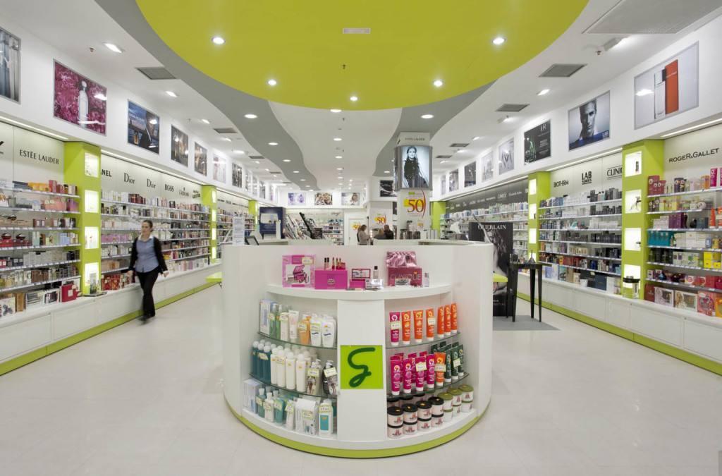 Droguerías, perfumerías, farmacias y monobrands, las tiendas que más crecen