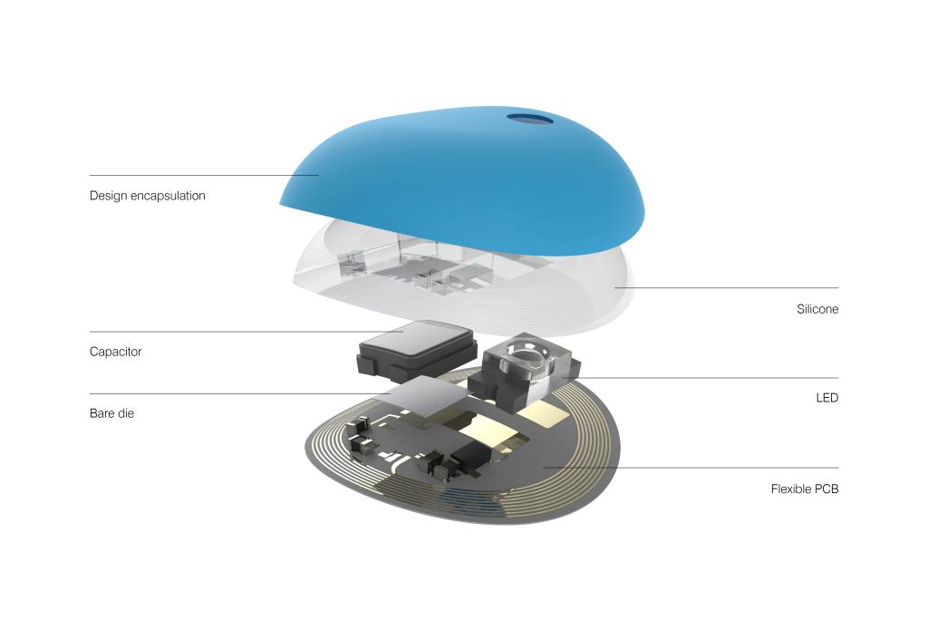 L'Oreal, lanza el primer sensor de rayos UV que funciona sin batería