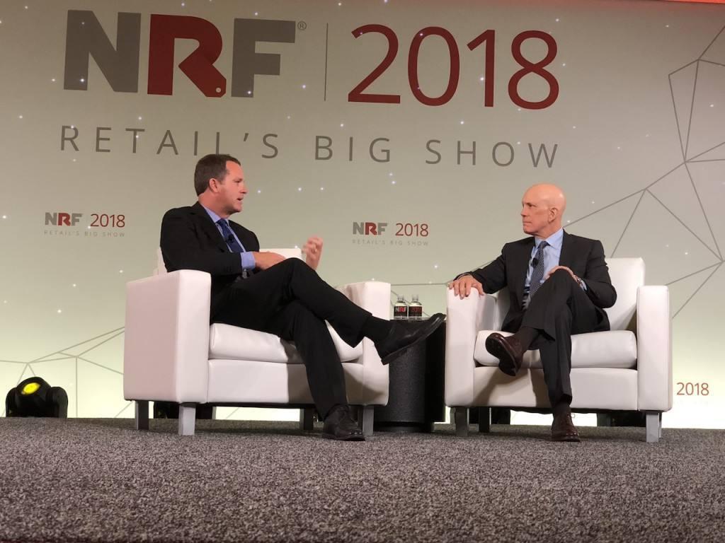 #NRF18. Invertir en personas y tecnología, los mensajes del CEO de Walmart