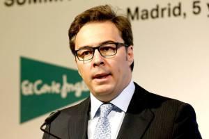 Dimas Gimeno, El Corte Inglés
