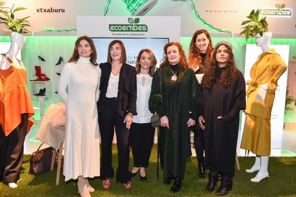 Ecoembes y  MBFWM, promueven la economía circular en el sector moda
