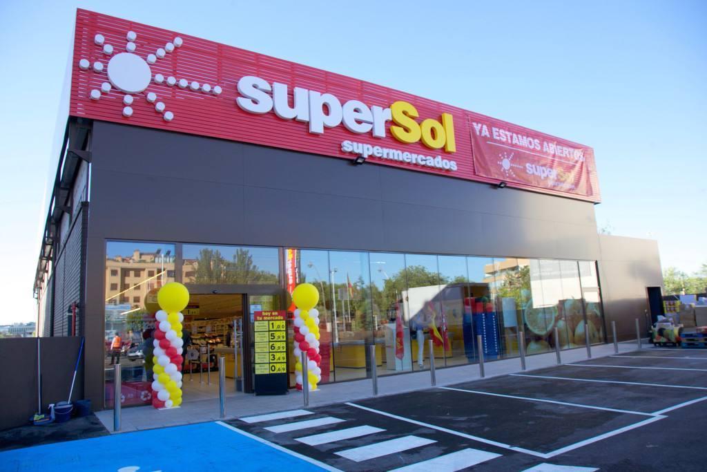 SuperSol abre un supermercado en el madrileño barrio de Retiro