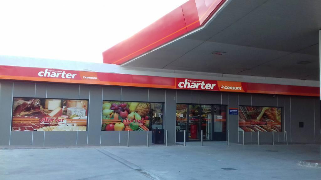 Las ventas de Charter, la franquicia de Consum, crecen un 13,5 %