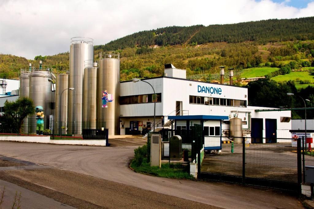 """Danone alcanza """"Residuo Cero"""" en todas sus fábricas en España"""