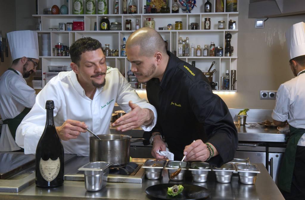 Dom Pérignon abre Spoonik Club, el primer restaurante neurogastronómico