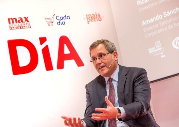 """Currás, ex-CEO de DIA, investigado por """"falsedad contable"""" para garantizar el cobro de bonus"""