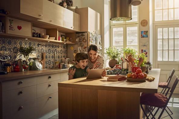 V-Home by Vodafone y Samsung. Llega el hogar inteligente