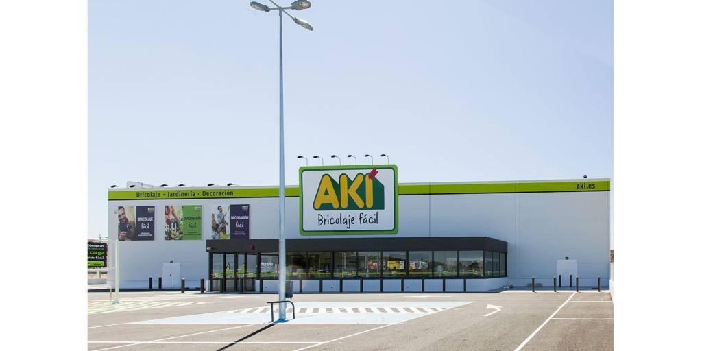 Aki bricolaje abre en islazul su quinta tienda en madrid - Centro de jardineria madrid ...