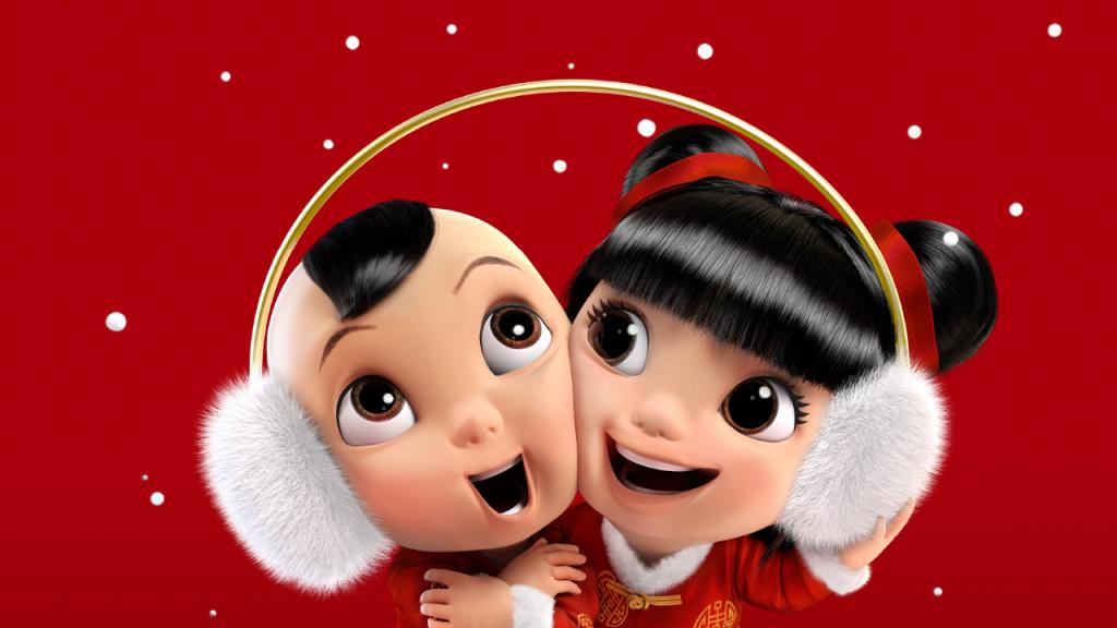 Campaña de Coca-Cola con Alipay y Realidad Aumentada, para el Año Nuevo Chino