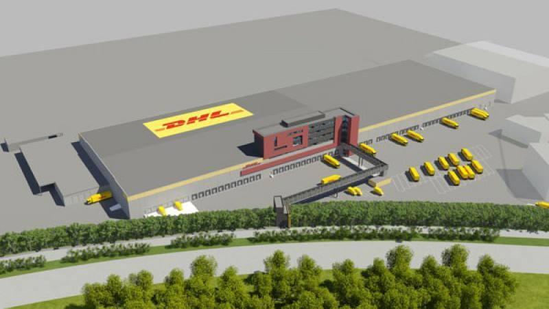 Tecnología de vanguardia, en el nuevo hub de DHL Express en Bruselas