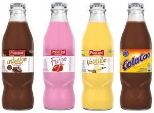Batidos Pascual con nueva botella para el canal horeca