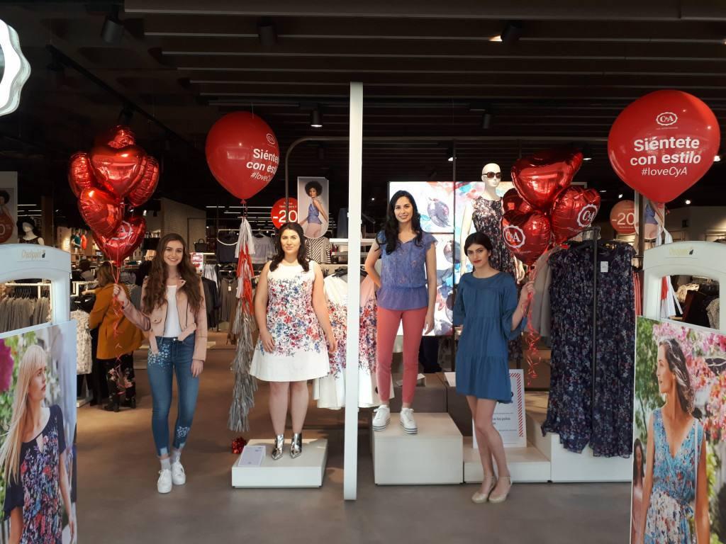 C&A avanza en A Coruña, su nuevo concepto de tienda