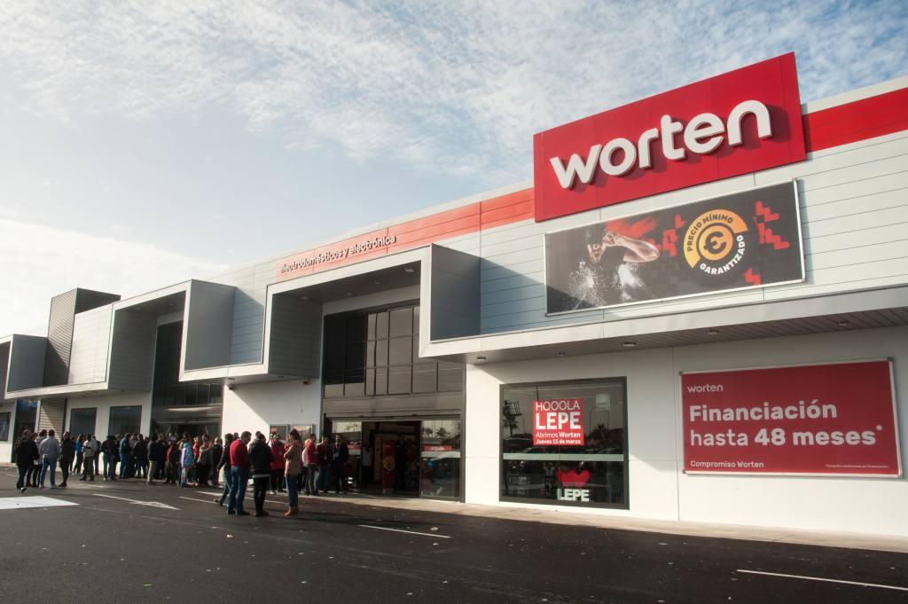 En Plasencia, segunda tienda Worten en Extremadura