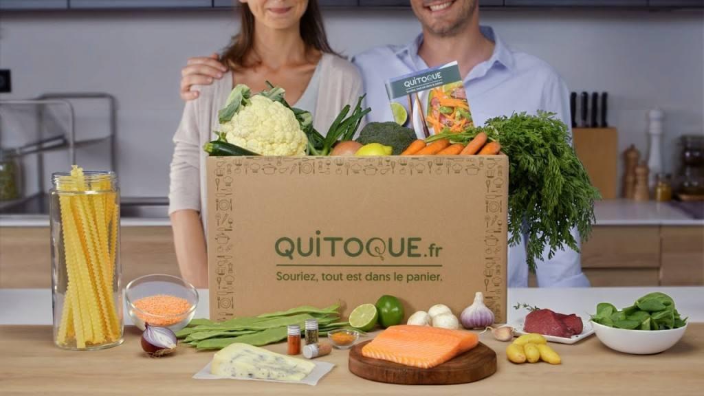 Carrefour entra en Quitoque, startup de envío de kits de comida a domicilio