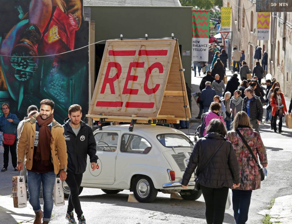 ¿Conoces Rec.0, el festival de pop-up stores de moda ?