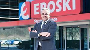 Alberto Madariaga, de Eroski, presidente del comité logístico de Aecoc