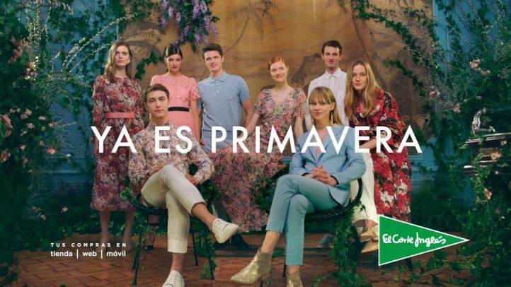 Ya es Primavera en El Corte Inglés, una campaña clásica