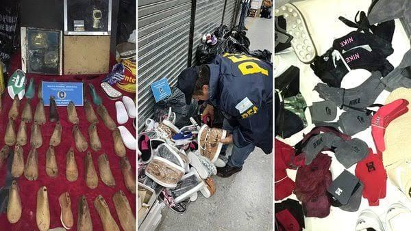 El comercio de productos falsificados  y las zonas francas