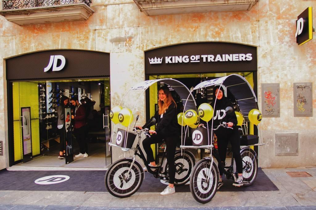 JDSportsabre en Salamanca, su tienda número 42 en España