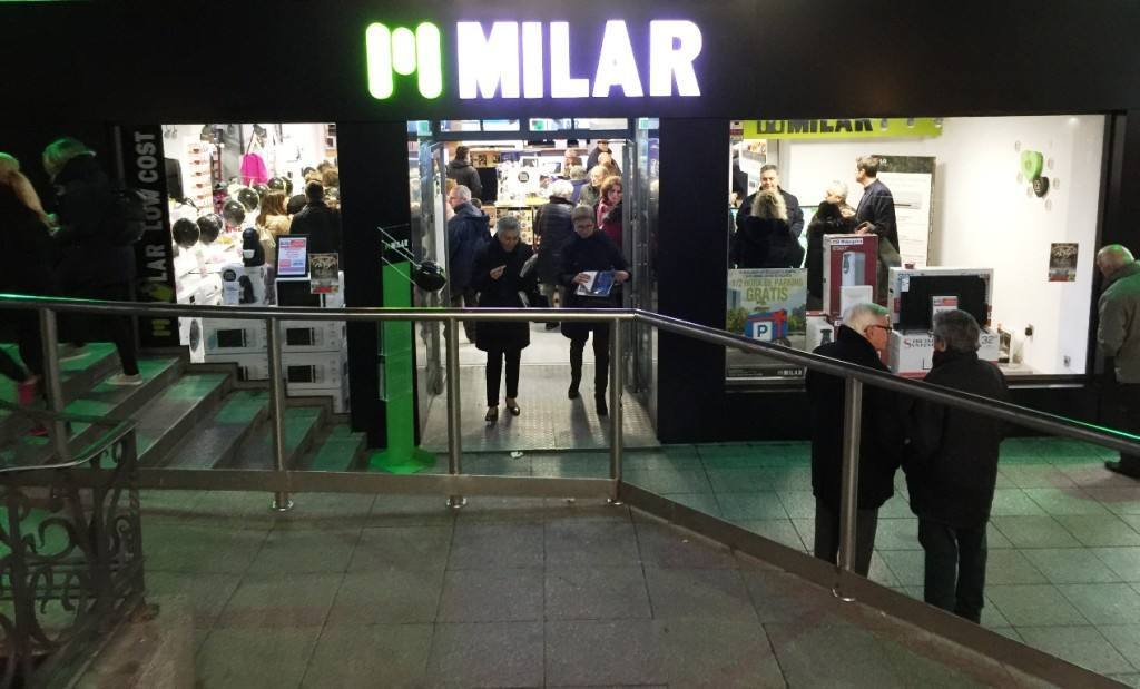 Milar Caslesa,  abre nueva tienda en Palencia