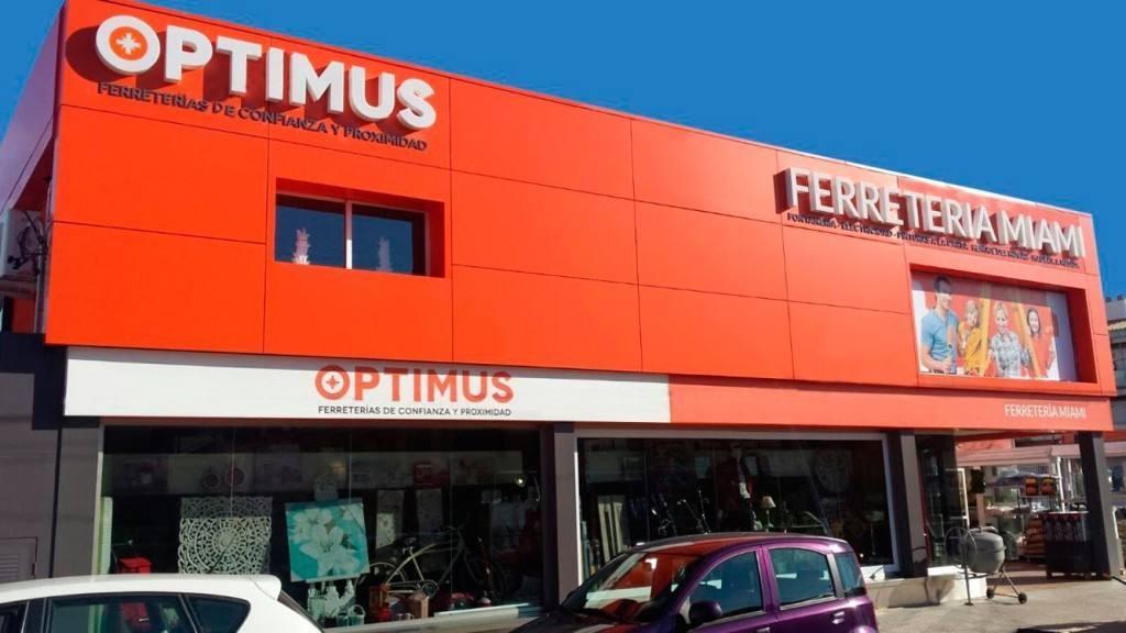 Optimus, ambicioso plan de expansión y proyecto omnicanal