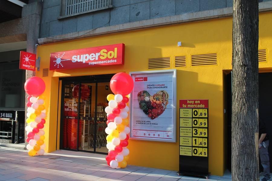 Supersol, suma tres nuevos supermercados en Madrid en dos semanas