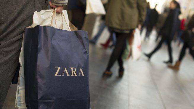 Inditex, concentrará el mayor gasto en moda en la campaña de rebajas