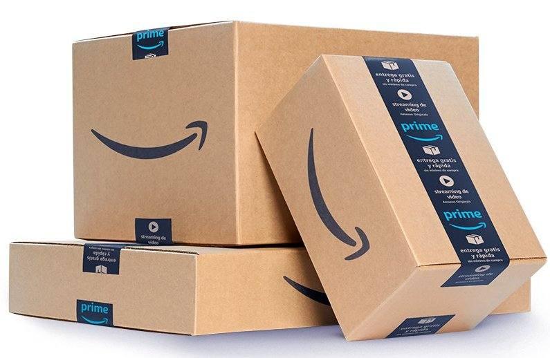 Amazon da un paso más. Entrega gratis y en el día, con Amazon Prime