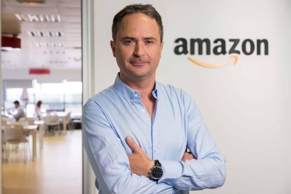 François Nuyts, deja la dirección de Amazon España e Italia